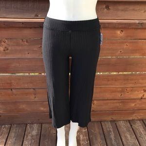 ADD ON ITEM ONLY capri palazzo pant new with tags!